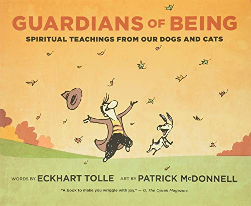 9781608681198: Guardians of Being: Spiritual Teachings from Our Dogs and Cats
