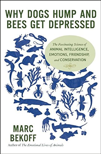 9781608682195: Why Dogs Hump and Bees Get Depressed: The Fascinating Science of Animal Intelligence, Emotions, Friendship, and Conservation