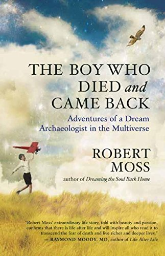 9781608682355: The Boy Who Died and Came Back: Adventures of a Dream Archaeologist in the Multiverse