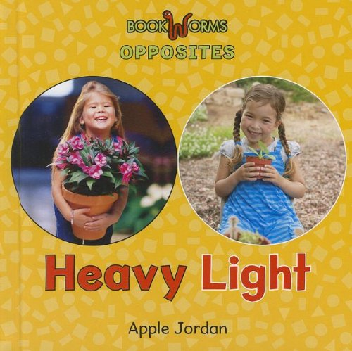 Heavy/Light (Bookworms): Apple Jordan