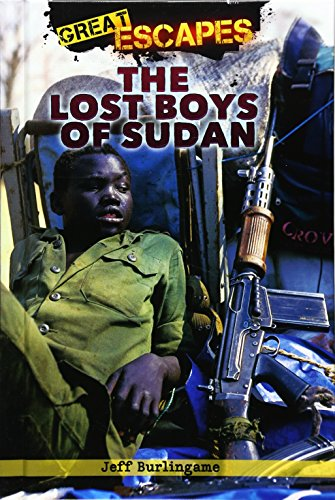 9781608704750: The Lost Boys of Sudan (Great Escapes)