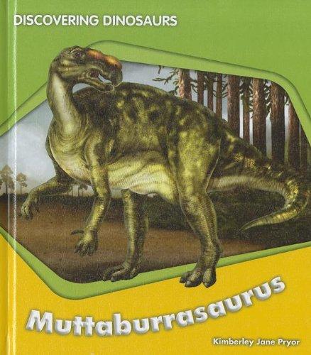 9781608705375: Muttaburrasaurus (Discovering Dinosaurs (Marshall Cavendish))