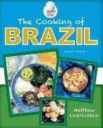 The Cooking of Brazil (Hardback): Matthew Locricchio