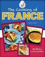 The Cooking of France (Superchef) (Superchef Superchef): Matthew Locricchio
