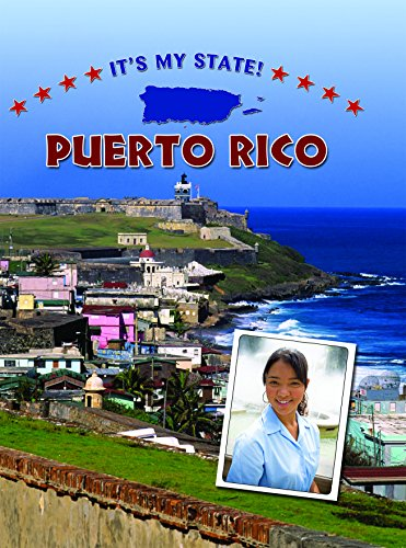 9781608708833: Puerto Rico (It's My State!)