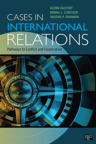 9781608712472: Cases in International Relations; Pathways to Conflict and Cooperation