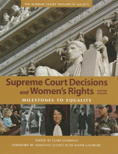 9781608714063: Supreme Court Decisions and Women′s Rights