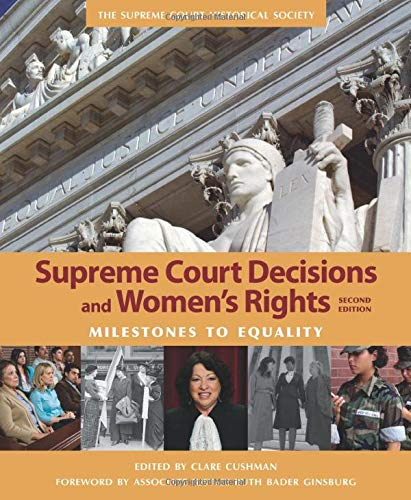 9781608714070: Supreme Court Decisions and Women′s Rights