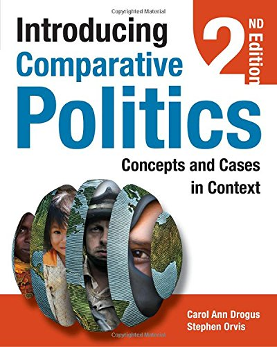 9781608716685: Introducing Comparative Politics: Concepts and Cases in Context, 2nd edition