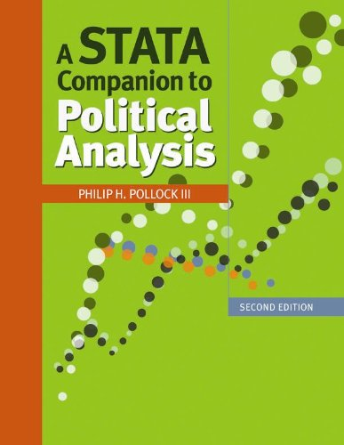 9781608716715: A Stata Companion to Political Analysis