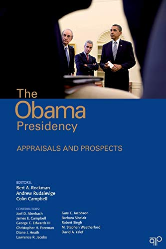 9781608716852: The Obama Presidency: Appraisals and Prospects