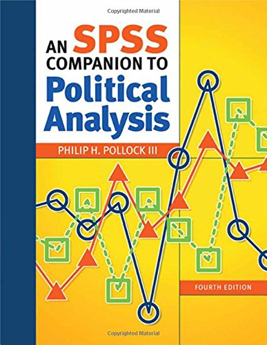 9781608716876: An SPSS Companion to Political Analysis