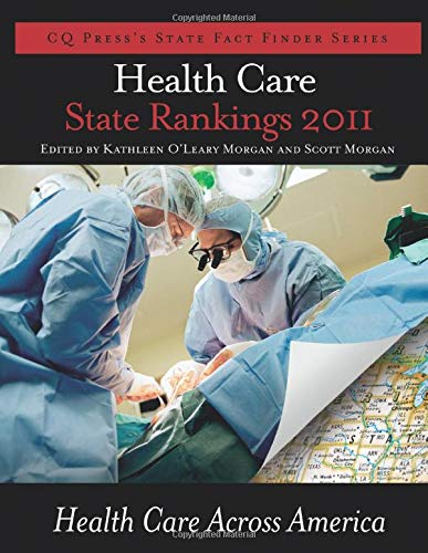 9781608717323: Health Care State Rankings 2011 (State Fact Finder Series - Health Care State Rankings)