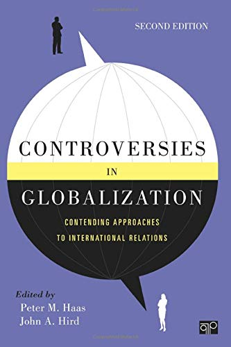 9781608717958: Controversies in Globalization: Contending Approaches to International Relations