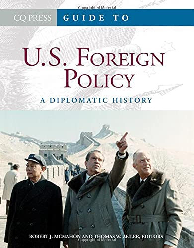 Guide to U.S. Foreign Policy: A Diplomatic History (Hardback)