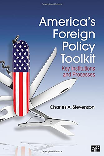 9781608719853: America's Foreign Policy Toolkit: Key Institutions and Processes