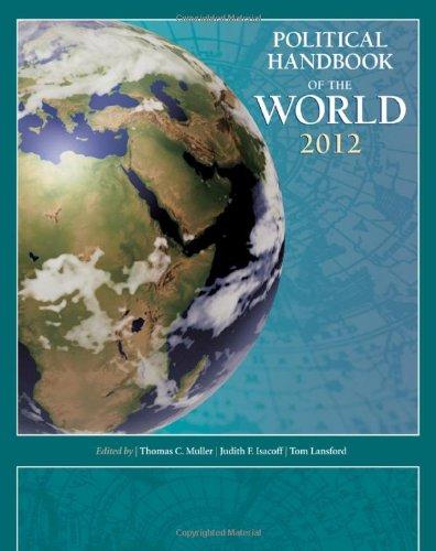 9781608719952: Political Handbook of the World 2012
