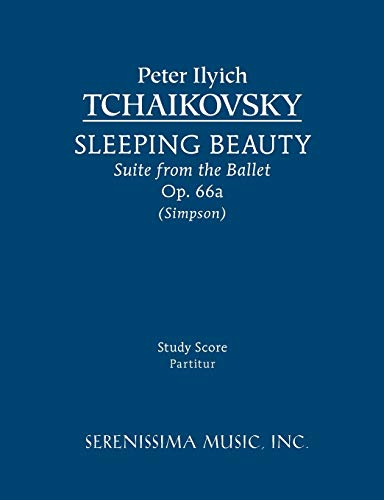 9781608740437: Sleeping Beauty Suite from the Ballet Op.66a: Study score