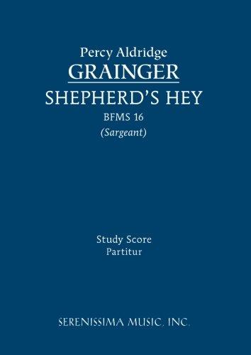 9781608741298: Shepherd's Hey, BFMS 16: Study score