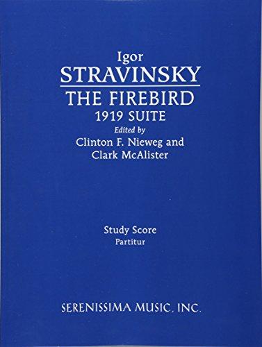 FIREBIRD 1919 SUITE: Stravinsky, Igor