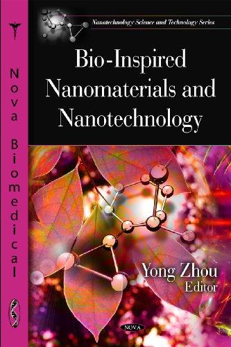 9781608761050: Bio-Inspired Nanomaterials and Nanotechnology (Nanotechnology Science and Technology Series)
