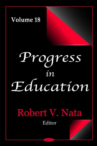 Progress in Education: Volume 18: Robert V. Nata