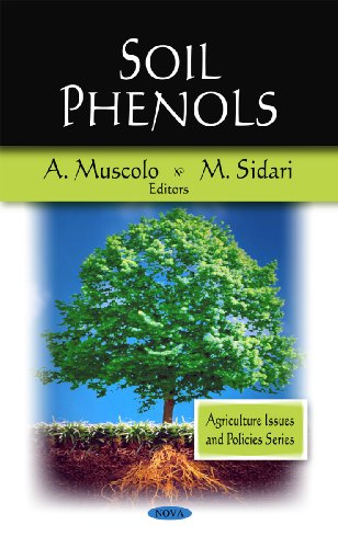 9781608762644: Soil Phenols (Agriculture Issues and Policies)