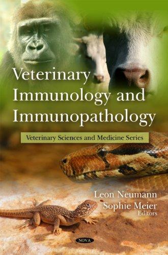 9781608763429: Veterinary Immunology and Immunopathology (Veterinary Sciences and Medicine)