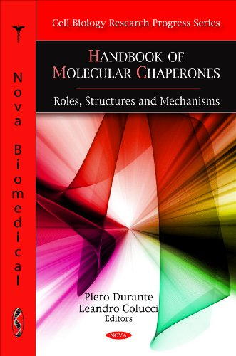 9781608763665: Handbook of Molecular Chaperones: Roles, Structures and Mechanisms (Cell Biology Research Progress)
