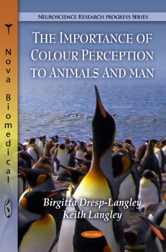 9781608763948: The Importance of Colour Perception to Animals and Man (Neuroscience Research Progress)