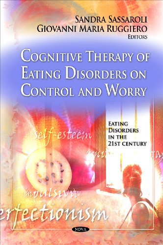 9781608766178: Cognitive Therapy of Eating Disorders on Control and Worry (Eating Disorders in the 21st Century)