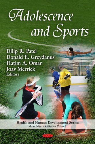 9781608767021: Adolescence and Sports (Health and Human Development)