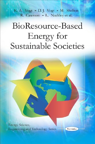 9781608768035: Bio Resource-Based Energy for Sustainable Societies (Energy Science, Engineering and Technology)