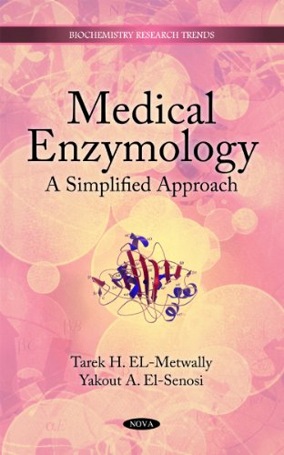 9781608769049: Medical Enzymology: A Simplified Approach (Biochemistry Research Trends)