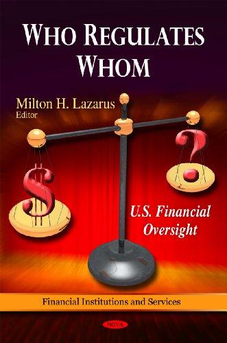 Who Regulates Whom: Lazarus, Milton H.