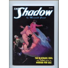 Shadow 34 Blackmail Ring plus The Hand: Maxwell Grant