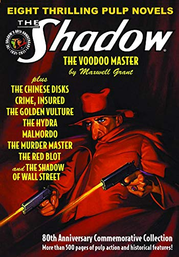 9781608770717: THE SHADOW: 80th Anniversary Commemorative Collection