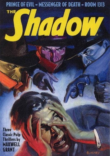 9781608770786: The Shadow #60: Prince of Evil / Messenger of Death / Room 1313