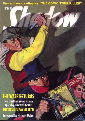 The Shadow #63: The Wasp Returns /: Walter B. Gibson