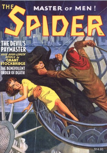 "9781608771103: The Spider #2 : ""The Devil's Paymaster"" & "" The Benevolent Order of Death"""