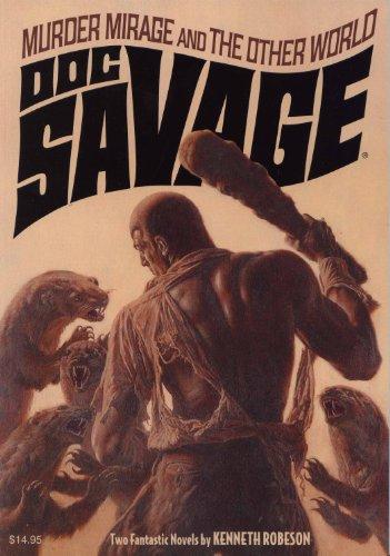 """9781608771196: Doc Savage #27 : """"Murder Mirage"""" & """"The Other World"""""""