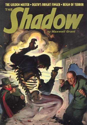 """The Shadow #75 : """"The Golden Master,"""": Gibson, Walter B.;"""