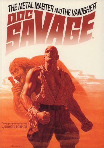 9781608771448: Doc Savage #28: The Metal Master / The Vanisher