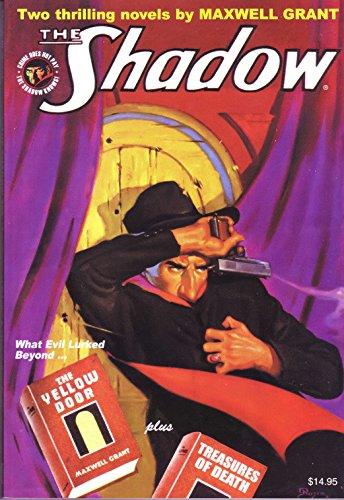9781608771592: The Shadow #88: The Yellow Door & Treasures of Death