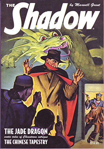 9781608771769: The Shadow #95: The Jade Dragon & The Chinese Tapestry
