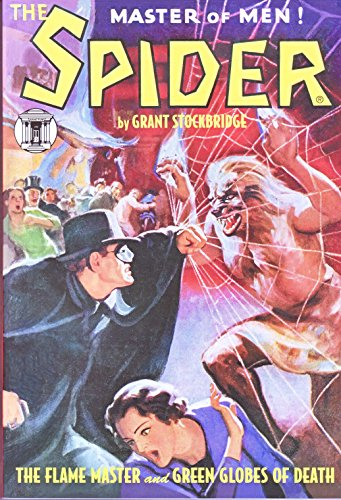9781608771790: The Spider #7 : The Flame Master & Green Globes of Death
