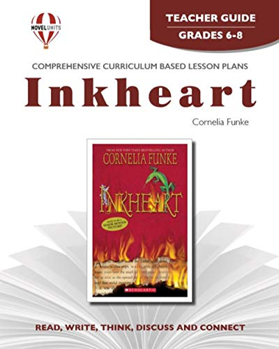 9781608780983: Inkheart - Teacher Guide by Novel Units