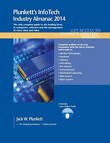 Plunketts Infotech Industry Almanac 2014 Plunketts Industry Almanacs: Jack W. Plunkett