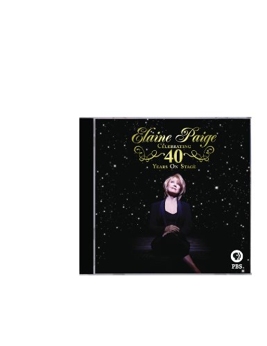 9781608832583: Elaine Paige: Celebrating 40 Years on Stage