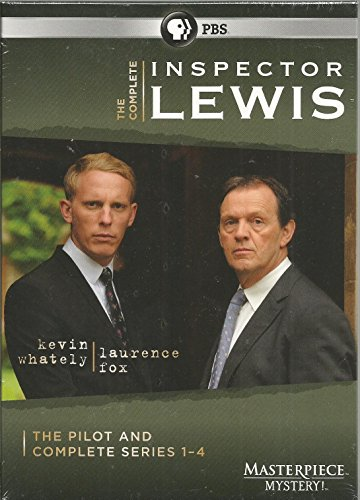 9781608834877: The Complete Inspector Lewis: The Pilot and Complete Series 1-4